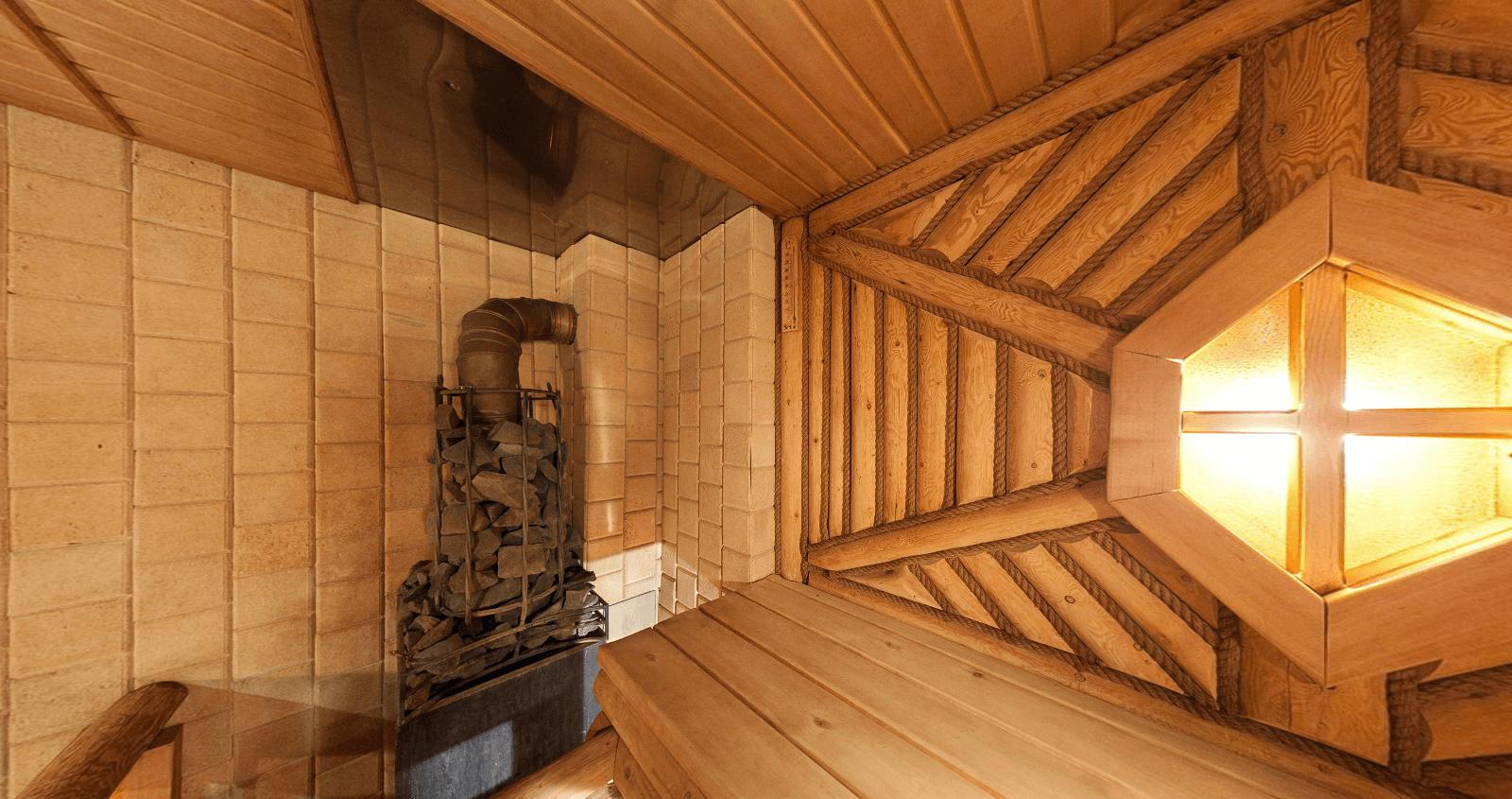 Баня 3 на дровах