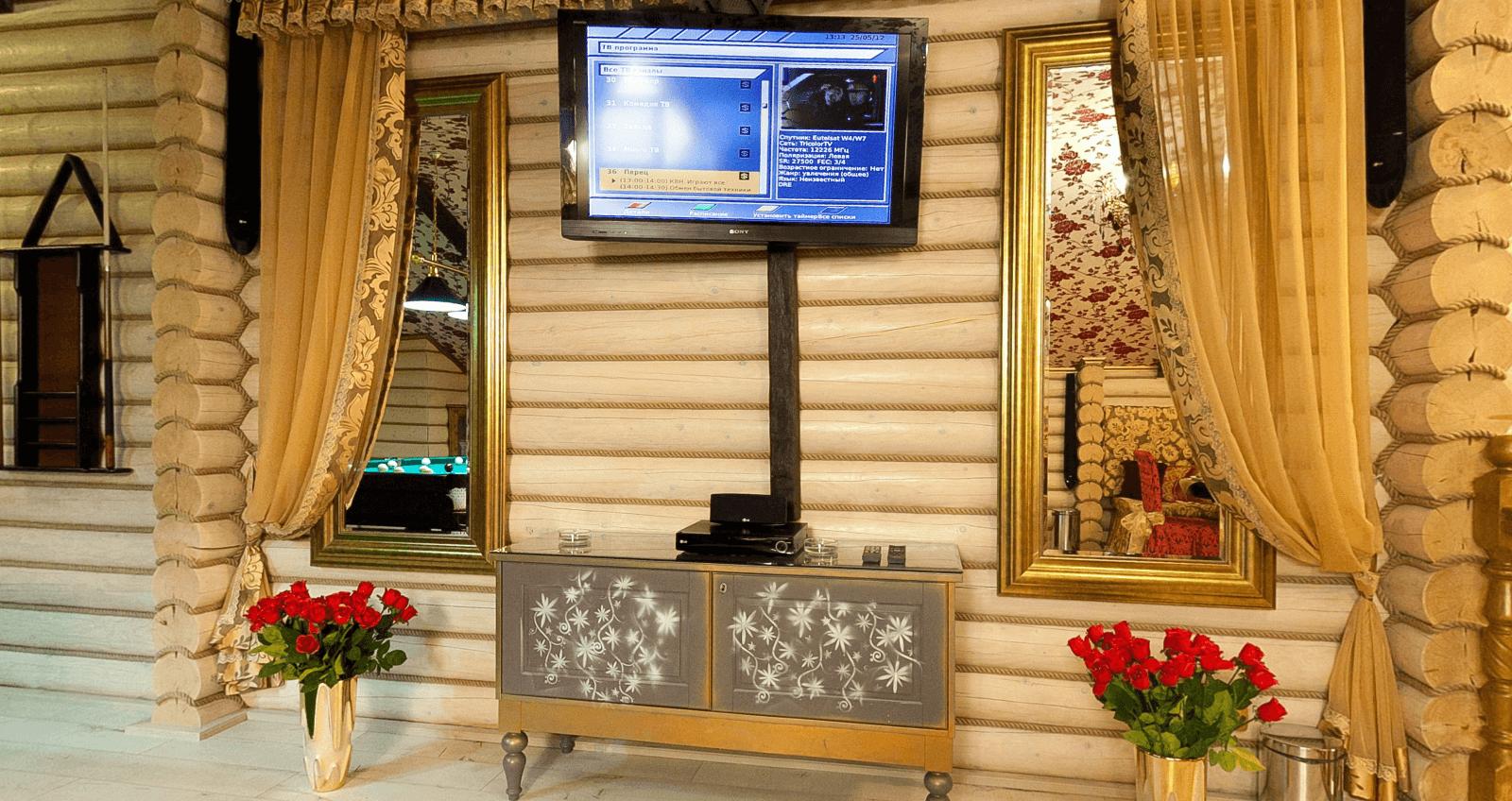 Баня 4 отдых в русских традициях