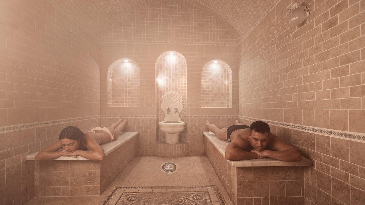 фото баня хамам