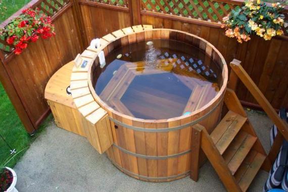 офуро баня